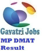 MP DMAT Result