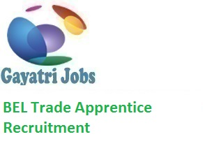 BEL Trade Apprentice Recruitment