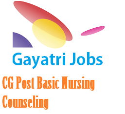 CG Post Basic Nursing Counseling
