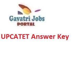 UPCATET Answer Key