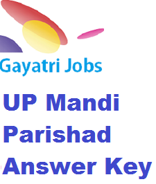 UP Mandi Parishad Answer Key