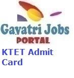 KTET Admit Card 2019 Kerala Teacher Eligibility Test Hall Ticket